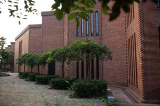 Red Brick Contemporary Art Museum, Erik A. Frandsen