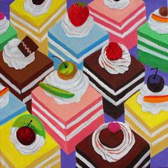 Fancy Cakes,