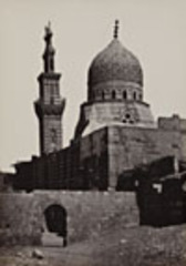Mosque of the Emeer Akhor,Francis Frith