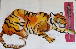 Tiger, Jessika Wood