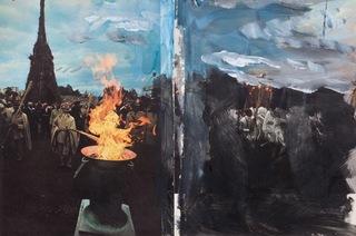 Landscape & Fire, Jessika Wood