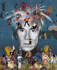 Andy Warhol Self-Portrait,
