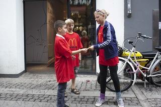 McDonalds Copenhagen, Klas Eriksson