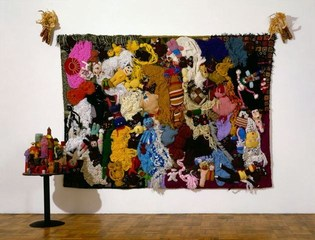 More Love Hours Than Can Ever Be Repaid and The Wages of Sin ,Mike Kelley