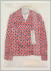 Patterned Pea Coat,JULIE ALLEN