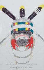Untitled, Henehayo (Leroy) Osceola