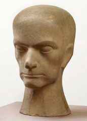 Head of Baudelaire, Raymond Duchamp-Villon
