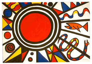 Environment and Evolution – Creation, Alexander Calder