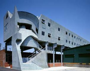 Eric Owen Moss Architects Samitaur, Los Angeles,