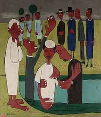 I Baptise Thee,William H. Johnson