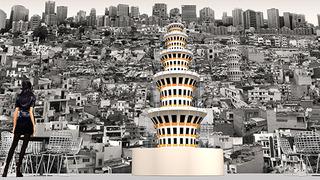 City Unclaimed, Gigi Scaria