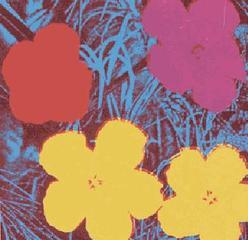 Flowers, Andy Warhol
