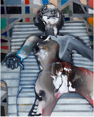 Untitled (Reclining Figure),Maya Bloch