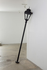 Object No. 4, Bare Use (lamp) ,Fiona Connor