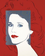 Jane Fonda, TP, Andy Warhol
