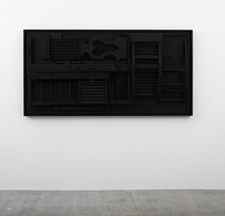 Untitled,Louise Nevelson