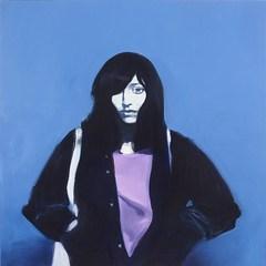 Untitled (Girl in Baseball Jacket), Shelley Adler
