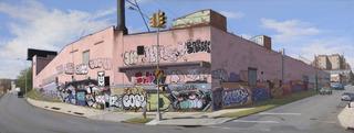 Meat Packing Plant Bronx, Valeri Larko