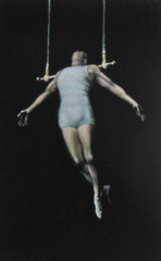 Panel No. 2 fom Salon (Trapeze), Lawrence Gipe