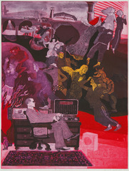 ,Warrington Colescott