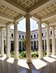 The Getty Villa, Malibu,