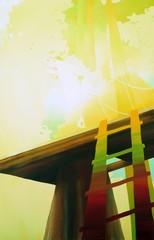 Rainbow Ladder, Leigh Bridges