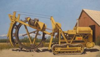 Trench Digger, Stan Washburn