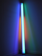Corner Piece,Dan Flavin