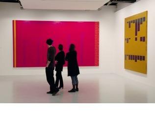 Barnett Newman: Chronology of Work, David Diao