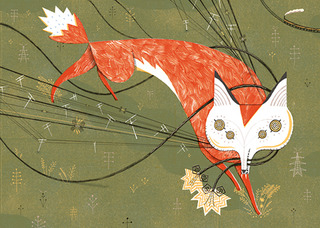 """Wirefox"", Julianna Brion"