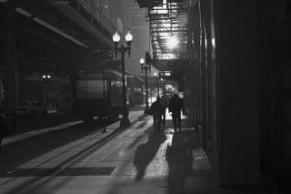 early in the loop going to work,Nancy Bechtol