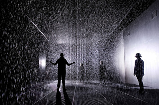Rain Room, Random International