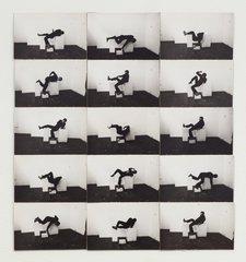 Pose Work For Plinths, Bruce McLean