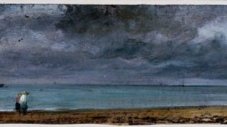 Brighton Beach,John Constable