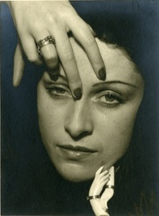 """Untitled (Dora Maar)"", Man Ray"