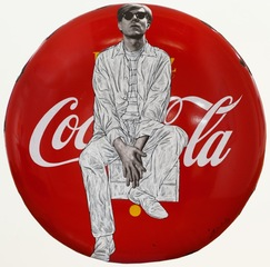 Warhol Sits on Coke Button, Pakpoom Silaphan
