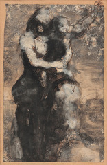Mother and Child , Auguste Rodin