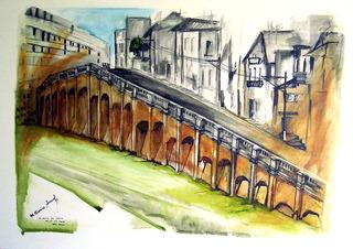 "Os Arcos do Jânio (""Jânio\'s Arches""), Maria Clarice Sarraf"