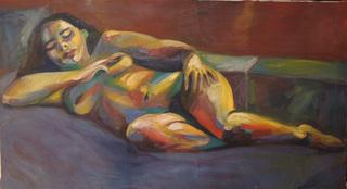 Nude Figure, Jodi Csaszar Zielinski