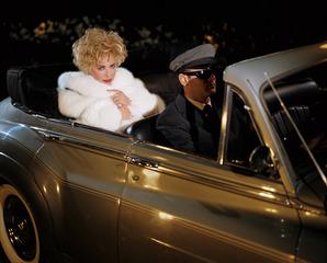 Elizabeth Taylor in Bel Air, Firooz Zahedi