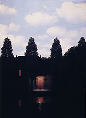 L'empire des lumières (The Dominion of Light),René Magritte