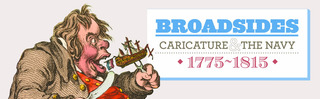 detail of \'John Bull taking a Luncheon: - or - British Cooks, cramming Old Grumble-Gizzard, with Bonne-Chere, James Gillray