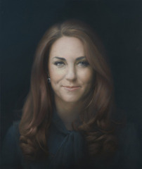 HRH The Duchess of Cambridge,Paul Emsley