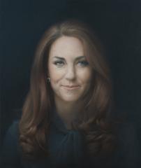 HRH The Duchess of Cambridge, Paul Emsley