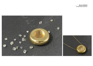 Untouched Diamond, Martin Szekely