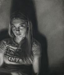 Emily 13 (Mascara) , annie murphy robinson