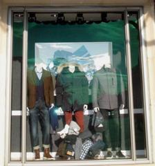 Dolce & Gabbana Window, Nora K. M. Sands