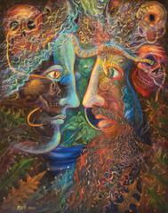 PERSEPHONE AND PLUTO IN THE UNDERWORLD, James Mesple