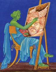 DRAWN BY VENUS, James Mesple