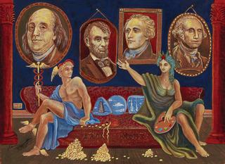 ART MONEY, James Mesple